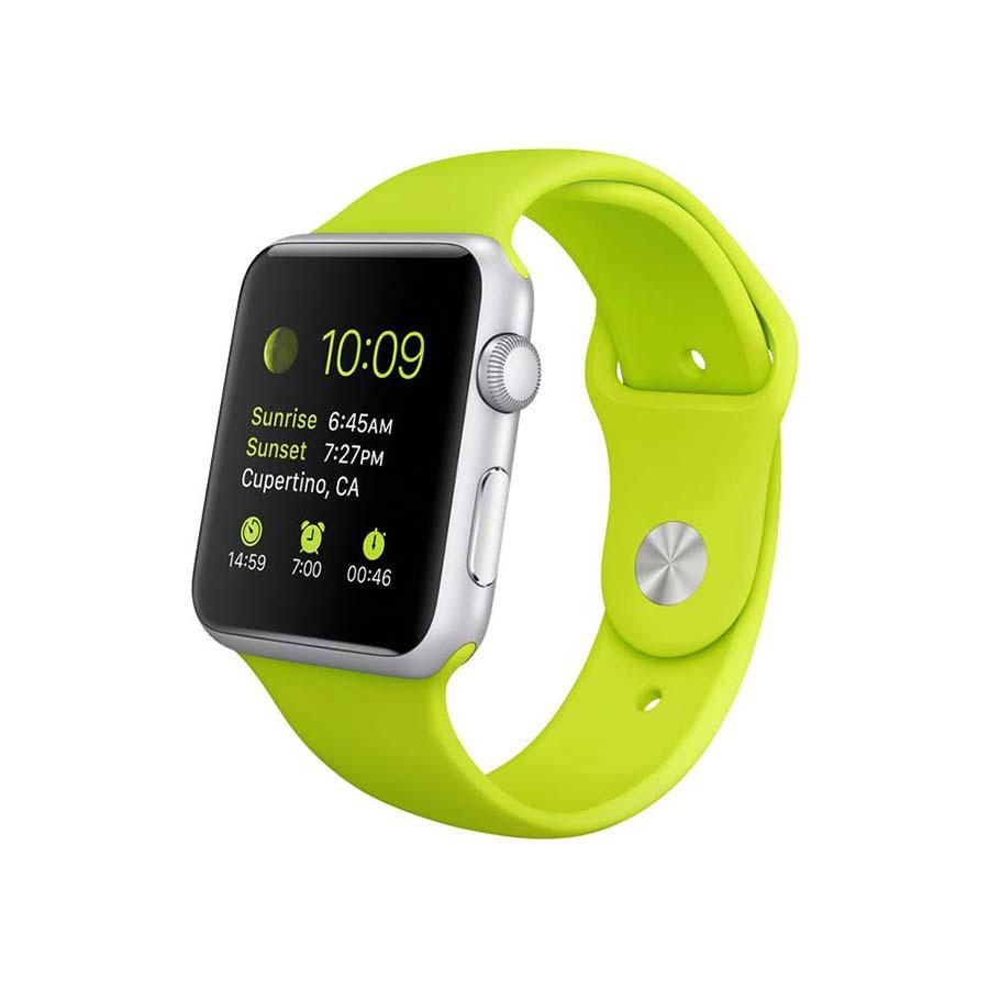 Yellow Watch